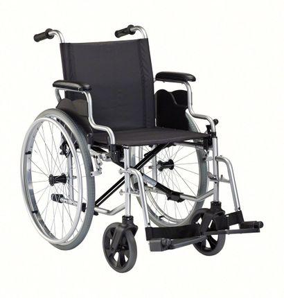 Dietz Tokin Leichtgewicht Rollstuhl mit Alurahmen, faltbar, bis 110kg