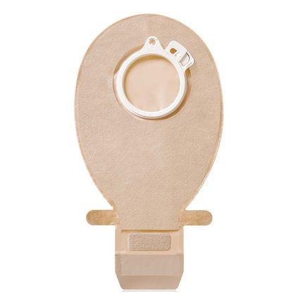 Coloplast SenSura Click Ileostomiebeutel, mit Hide-away Auslass, P=30 Stück