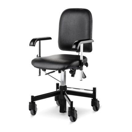 Meyra Matrix Therapie- und Arbeitsstuhl, ergonomisches Sitzen und Arbeiten,