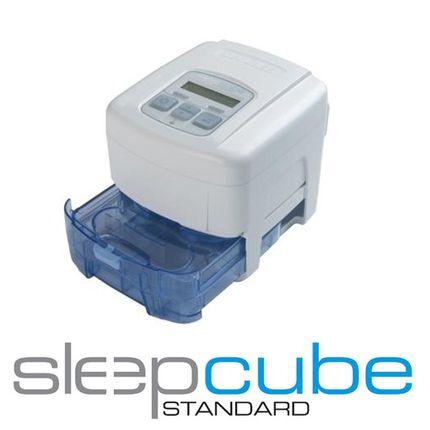 DeVilbiss Sleepcube Standard CPAP-Gerät inkl. Anfeuchter
