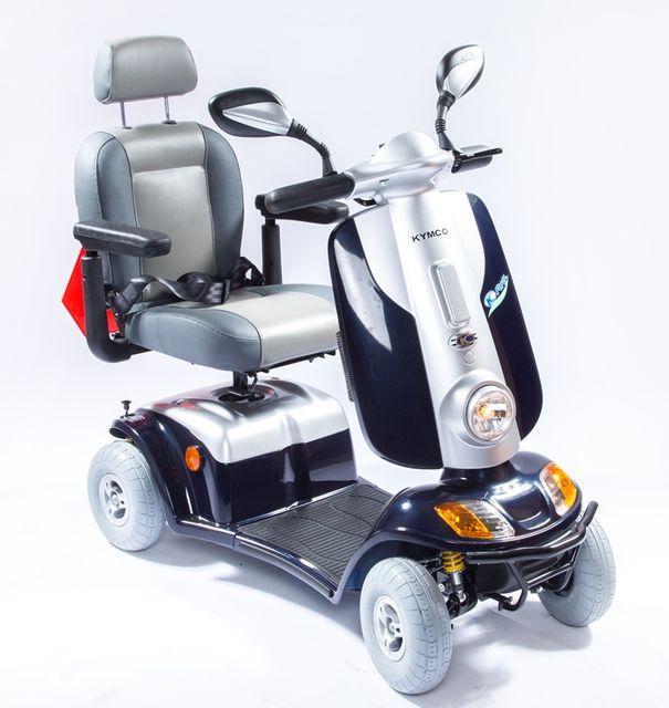 Kymco Poel ForU, 12 km/h Scooter, Elektromobil bis 160kg belastbar